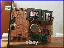 14 Qty. CAPI FD 312 WH Heider pre amps MINT modded vintage API 3124, 512c