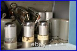 1950 Toshiba Microphone Preamplifier Mixer Stock Vintage On The Ribbon Version