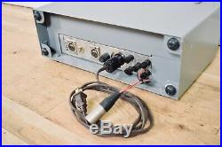 1950s RCA BN-7A Dual Preamp Germanium 2 Channel Vintage Preamplifier Mixer