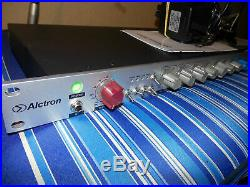 2 Carnhill Transformers Neve Alctron MP73EQ 1073 Microphone Preamp and Equalizer