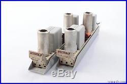 2 Langevin AM 5116 B Tube Preamps AM5116B Fairfax Recordings #28873