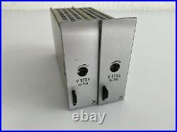 2x TAB Telefunken V373a Preamps NICHT GETESTET / NOT TESTED