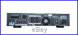 3000 Watts Hybrid Power Pre Amplifier Pre-amp Bluetooth AM/FM Receiver USB ipod