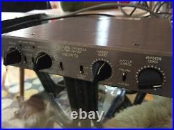 AEA MS380 TX Ribbon stereo microphone preamp, Jensens, 1/50 made! $2800 new