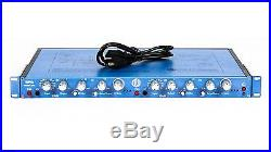 AEA RPQ 2-Channnel Microphone Preamp Stereo Mic Pre U074193
