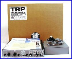 AEA TRP Ribbon Microphone Preamp boxed MINT