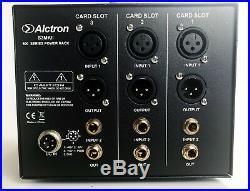 ALCTRON Lunch Box preloaded MP73a CP52a EQ75a