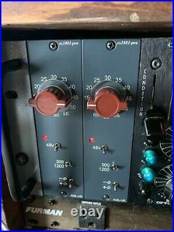 AML Neve 1081 Mic Pre 500 (Series Pair)