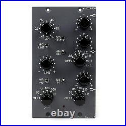 AML ez1073-500 Class A 500 Series Microphone Preamp/EQ