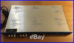 API 212L MICROPHONE PREAMP MIC PRE and 225L Compressor / Limiter Channel Strip