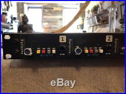 API 3124+ 4-Channel Mic Preamp