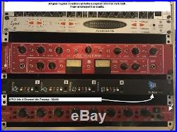 API 3124+ 4-Channel Mic Preamp excellent condition (1 of 2)