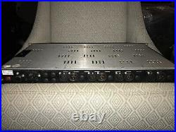 API 3124+ 4 Channel Microphone Preamp