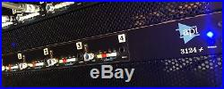 API 3124 + 4-channel Mic/Instrument Preamp