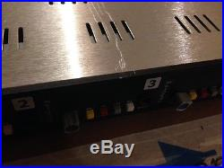 API 3124+ 4-channel Mic/Instrument Preamp
