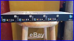 API 3124+ Discrete 4 Channel Microphone Line Preamplifier