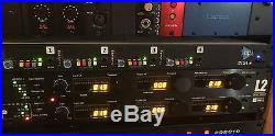 API 3124 Plus 4 Channel Microphone Line Preamp