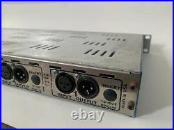 API 3124+ mic preamp 4 channel preamp strip