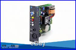 API 512C Best Selling 500-Series Discrete Microphone Preamp