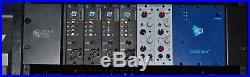 API 512C and Neve 517 Preamps in API lunchbox