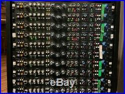 API 7600 Input Module Mic Pre / EQ / Compressor