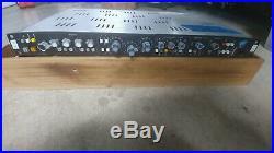 API 7600 Mic Pre 550 EQ Compressor Channel Strip
