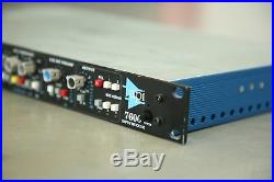 API 7600 Music Recording Channel Strip Mixing Rack ModulePre Amp EQ Compressor