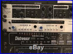 API A2D Dual Microphone Preamp withAPI Digital Output AD Converters Barely Used