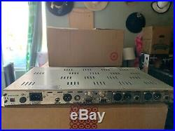 API Audio A2D Microphone Preamp with Digital Output