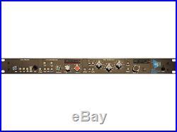 API The Channel Strip 512c Mic Pre, 550a EQ, 527 Compressor, 325 Line Amp