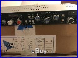 API The Channel Strip Excellent Condition! 512c Pre-amp, 527compressor, 550a EQ