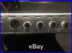 API the channel strip USED MINT