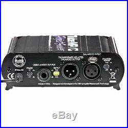ART Pro Audio Tube MPC Project Series Single Channel Preamp Opto Compressor DI