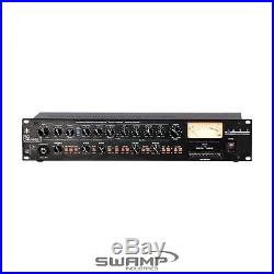 ART Pro Channel II Rack Mountable Channel Strip with Tube Preamp + More