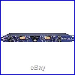 ART TPS II 2-Ch V3 Valve Voicing Variable Impedance Tube Microphone Preamp