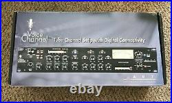 ART Voice Channel Class A Tube Channel Strip with Dynamics & EQ Process