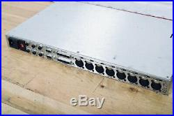 ATI 8MX2 8 channel mic preamp summing mixer Excellent-API preamplifier