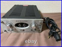 AVALON U5 Class A Instrument DI Pre-Amp Direct Box iz1