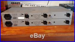 A Designs JM-3001 Mic Preamp 3-band EQ Ventura Quad Eight 8 channel strip Bottom