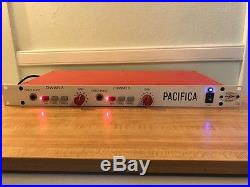 A-Designs Pacifica Stereo Microphone Preamplifier / D. I