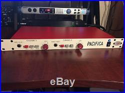 A Designs Pacifica Stereo Preamp