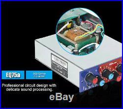 Alctron EQ75a 500 Series 1073 Vintage Style Parametric Equalizer Rack Module