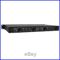 Alctron MP73X2 2-Channel Dual 1073 Preamp
