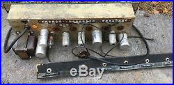 Altec 1567A Mixer Amplifier Tube Mic Preamp VU meter USA