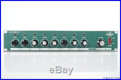 Altec 1628 8 Channel Automatic Microphone Mixer & Preamp Mic 1628A #31056