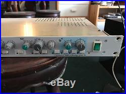 Amek 9098 Channel Strip Preamp + EQ designed by Rupert Neve! Great Condition