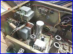 Ampex 351 Tube Preamplifier Just Serviced