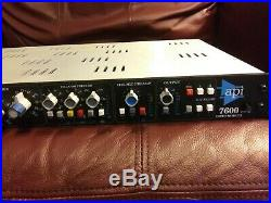 Api 7600 Channel Strip