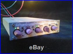 Apogee AD1000 Mic Preamp A D Converter Compressor CD Mastering S/PIDF Video Sync