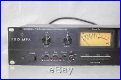 Art Pro MPA Tube Microphone Preamp